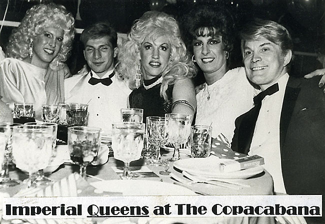 Imperial Queens Copacabana 1986